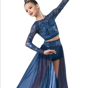 Girl's Dance Costume